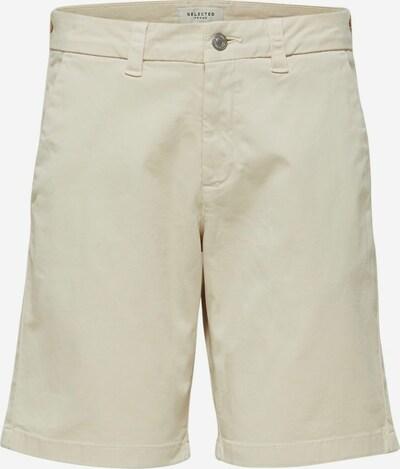 SELECTED FEMME Pantalon en crème, Vue avec produit