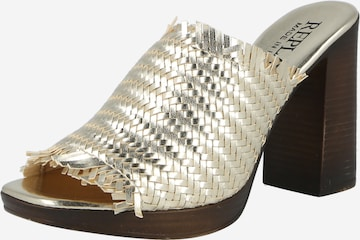 REPLAY Pantolette 'CAMERON' in Gold