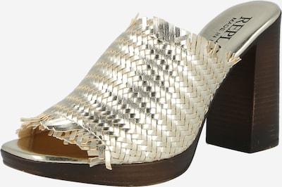 REPLAY Zapatos abiertos 'CAMERON' en oro, Vista del producto