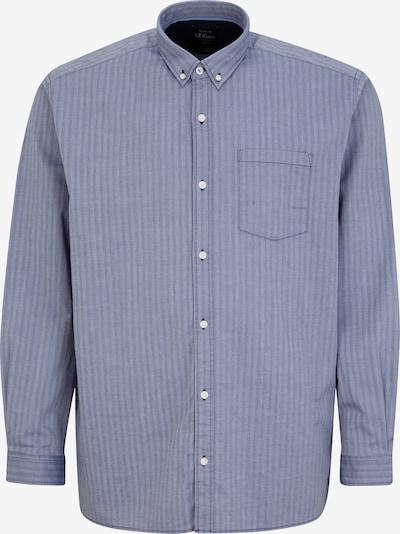 s.Oliver Overhemd in de kleur Blauw, Productweergave