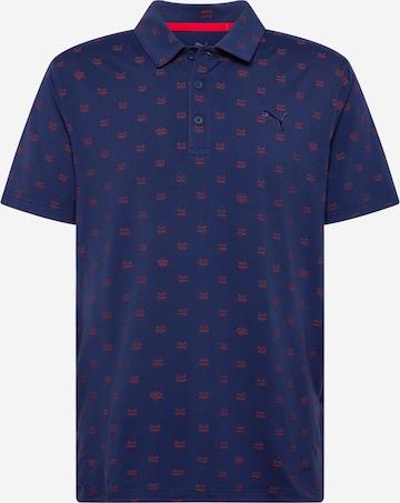 T-Shirt fonctionnel 'Bandit' PUMA en bleu