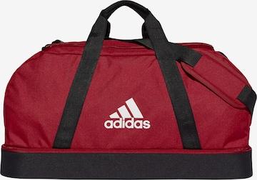 Sac de sport 'Tiro' ADIDAS PERFORMANCE en rouge