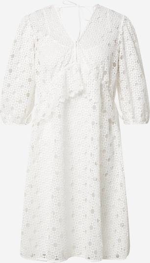 HUGO Robe 'Kalaia' en blanc, Vue avec produit