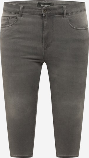 ONLY Carmakoma Jeans 'CARAUGUSTA' in grey denim, Produktansicht