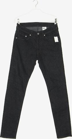 H&M Skinny-Jeans in 31 x 32 in Schwarz