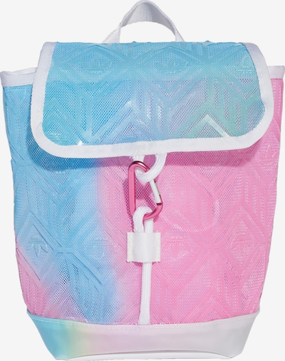 ADIDAS ORIGINALS Tas in de kleur Lichtblauw / Rosa, Productweergave