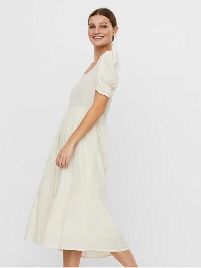 VERO MODA Kleid 'Iris' in creme, Modelansicht