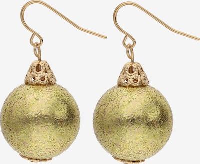Six Earrings in Gold, Item view