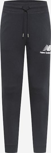 new balance Sporthose in rot / schwarz / weiß, Produktansicht