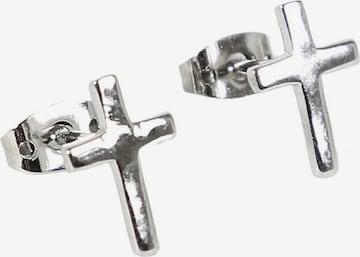 Scalpers Earrings in Silver