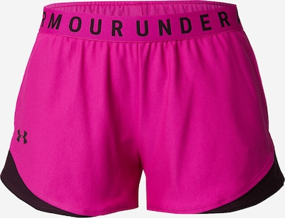 UNDER ARMOUR Shorts in beere / pink, Produktansicht