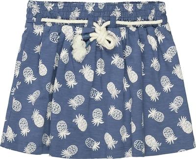 BASEFIELD Suknja u golublje plava / bijela, Pregled proizvoda