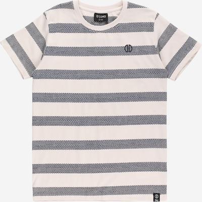 D-XEL Shirt 'RONALD 054' in ecru / navy, Produktansicht
