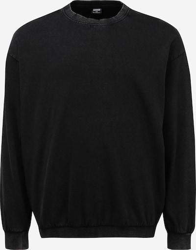 Urban Classics Big & Tall Sweatshirt in de kleur Zwart, Productweergave