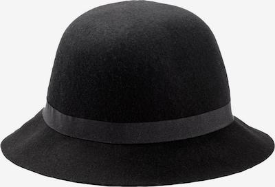 HALLHUBER Hut in schwarz, Produktansicht