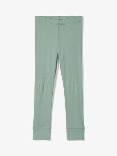 NAME IT Leggings in de kleur Mintgroen: Vooraanzicht