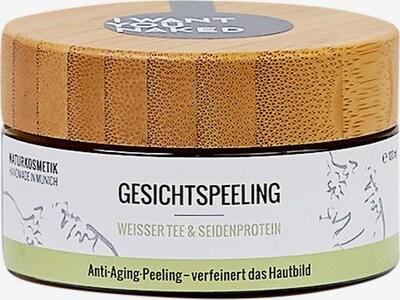 I Want You Naked Gesichtspeeling 'Weisser Tee & Seidenprotein' in, Produktansicht