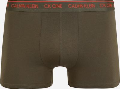 Boxer trumpikės iš Calvin Klein Underwear , spalva - rusvai žalia, Prekių apžvalga