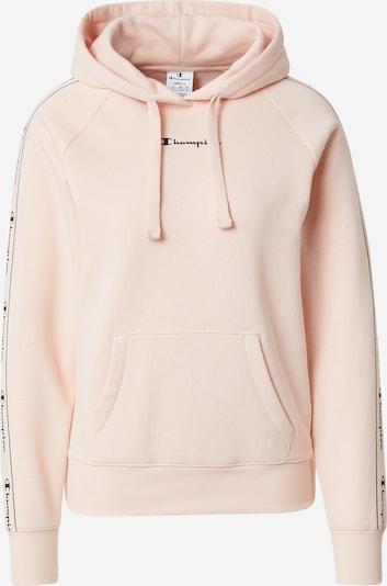 Champion Authentic Athletic Apparel Sweatshirt en rosa / schwarz, Vue avec produit