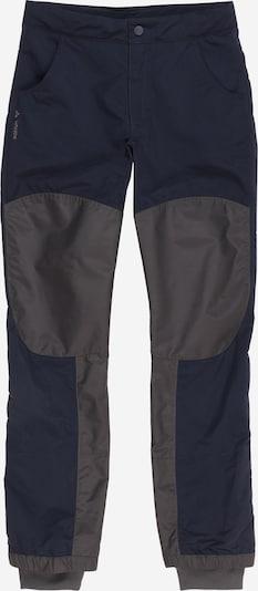 VAUDE Outodoor kalhoty - námořnická modř / tmavě šedá, Produkt