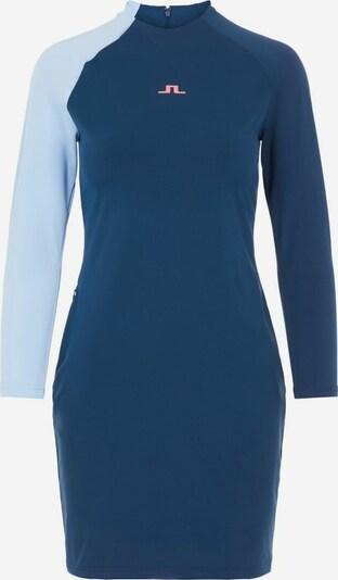 J.Lindeberg Kleid 'Willa' in blau / himmelblau, Produktansicht