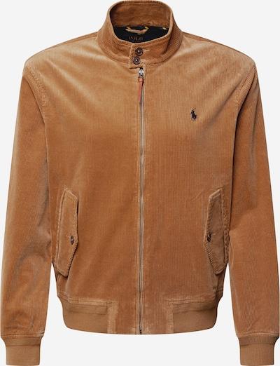 POLO RALPH LAUREN Prehodna jakna 'BARRACUDA' | bež barva: Frontalni pogled