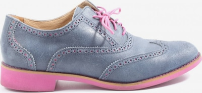 Cole Haan Schnürschuhe in 41 in blau / pink, Produktansicht
