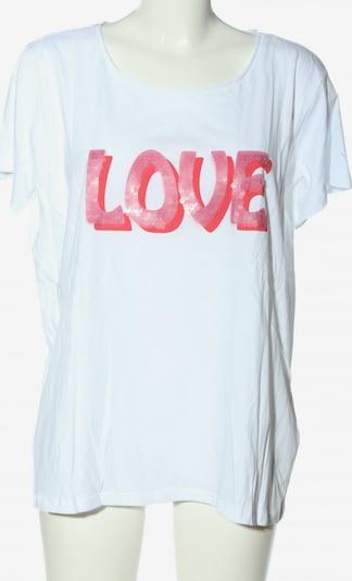 Smith&Soul T-Shirt in XL in pink / rot / weiß, Produktansicht