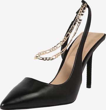 ALDO - Zapatos destalonado 'TIRARITH' en negro