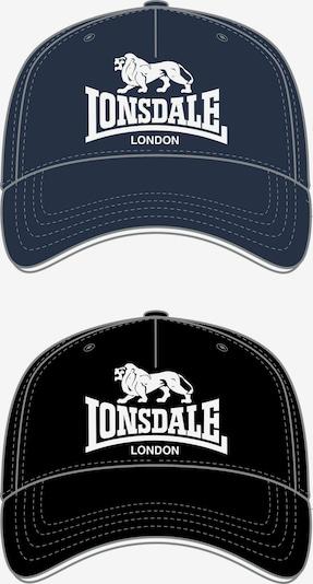 LONSDALE Cap in marine / schwarz, Produktansicht
