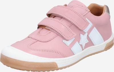BISGAARD Zapatillas deportivas 'Johan' en rosa / blanco, Vista del producto