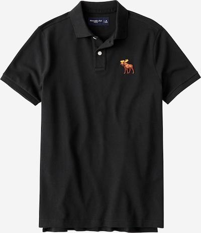 Abercrombie & Fitch T-Shirt en noir: Vue de face
