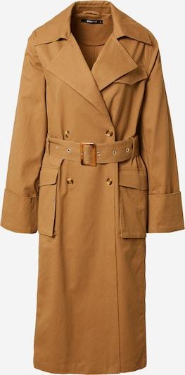 Gina Tricot Ανοιξιάτικο και φθινοπωρινό παλτό 'Mimmi' σε ανοικτό καφέ, Άποψη προϊόντος