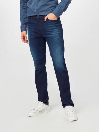 DIESEL Jeans 'FINING' i marinblå, På modell