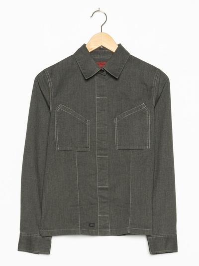LEVI'S Jeanshemd in S-M in black denim, Produktansicht