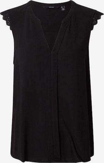 VERO MODA Bluse 'NADS' i sort, Produktvisning
