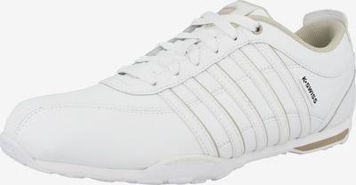 K-SWISS Sneakers laag in de kleur Beige / Wit, Productweergave