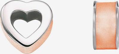 XENOX Anhänger in rosé / silber, Produktansicht