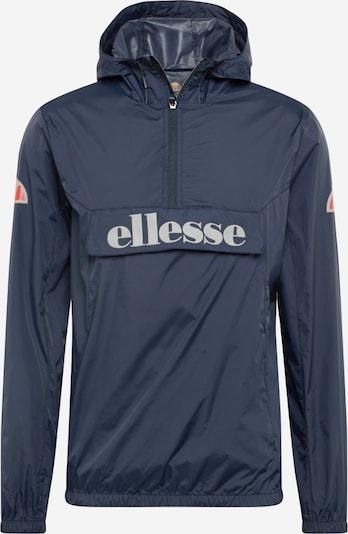 ELLESSE Спортно яке 'Acera' в нейви синьо / бяло, Преглед на продукта