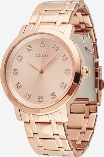 GUESS Uhr in rosegold, Produktansicht