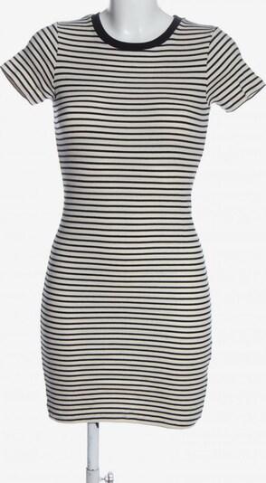 Brandy Melville Kurzarmkleid in XXS in schwarz / weiß, Produktansicht