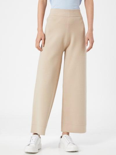 Pantaloni 'Mysa' OPUS pe maro deschis, Vizualizare model