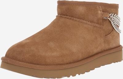UGG Boots en cognac, Vue avec produit