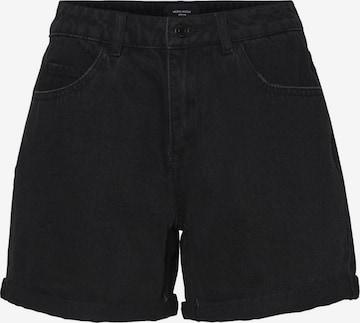 Vero Moda Tall Jeans 'Nineteen' in Zwart