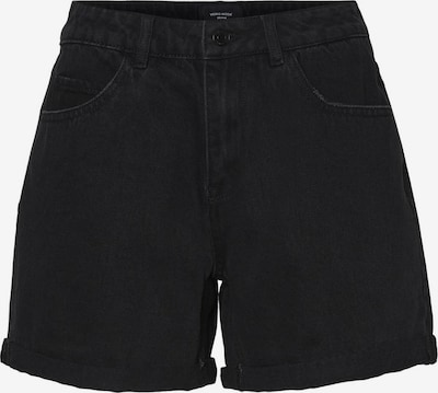 Vero Moda Tall Jean 'Nineteen' en noir denim, Vue avec produit