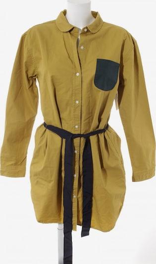 PETIT BATEAU Long-Bluse in L in sand / dunkelblau, Produktansicht