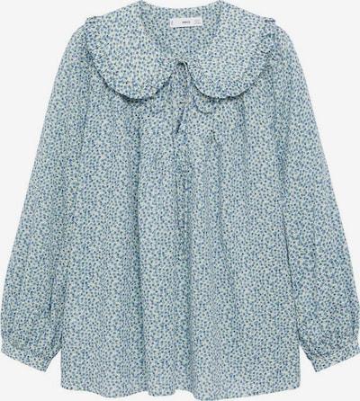 Bluză MANGO pe albastru / navy / verde / alb, Vizualizare produs