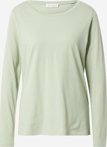 Marc O'Polo Shirt in Grün