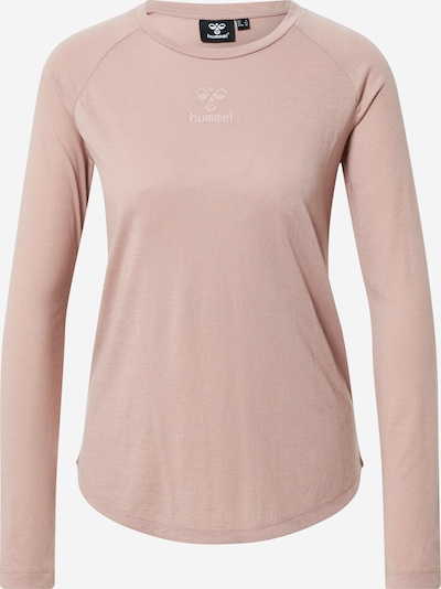 Hummel Funktionsshirt 'Vanja' in rosa: Frontalansicht
