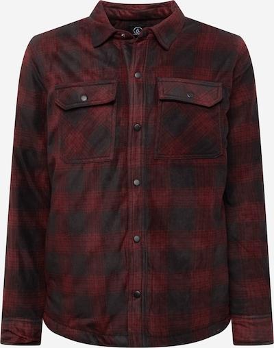 Volcom Between-season jacket in Red / Black, Item view